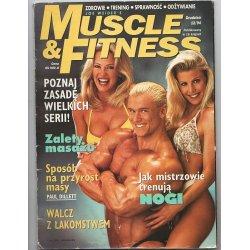 Muscle & Fitness 1994 Nr 12 Grudzień